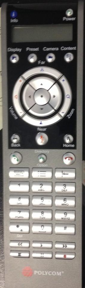 VC remote