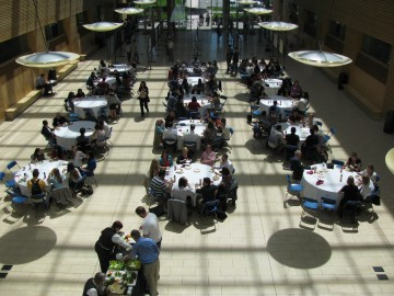 Research Day lunch