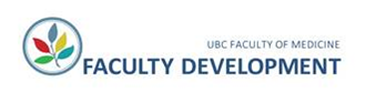 UBC Faculty Development