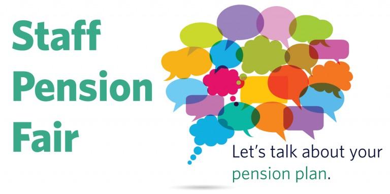 Staff Pension Plan Fair Wednesday June 8 Department Of Psychiatry