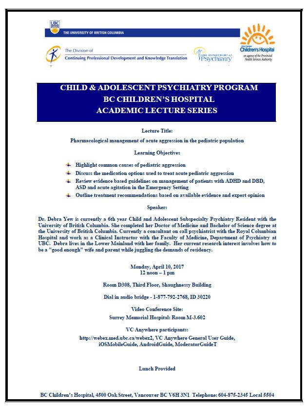 Page 5 child adolescent psychiatry academic rounds monday avril 10th fandeluxe Gallery