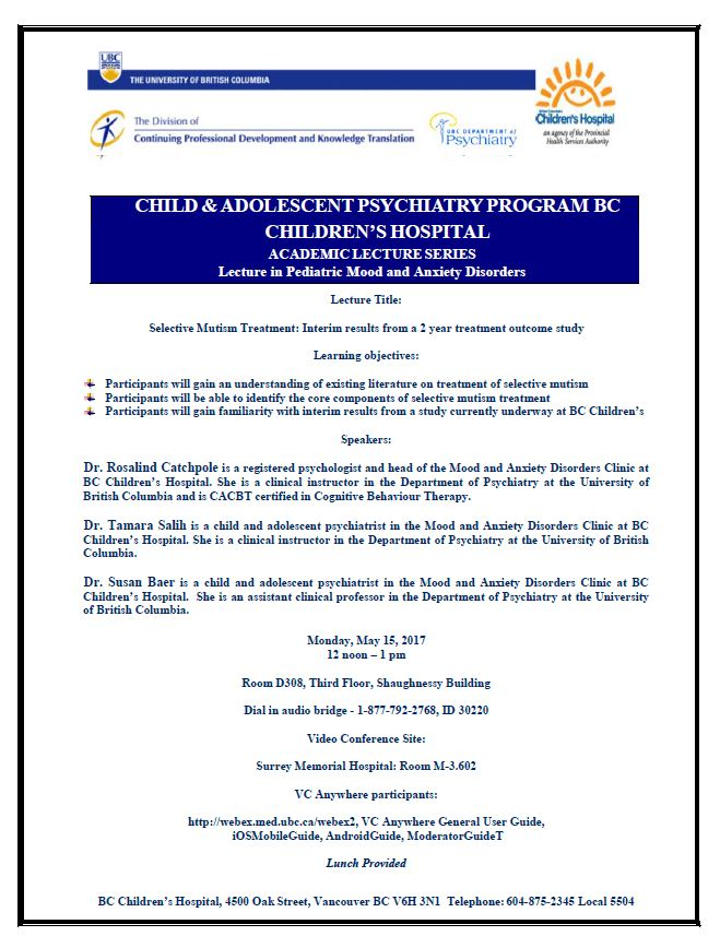 Page 5 child adolescent psychiatry academic rounds monday may 15th fandeluxe Gallery