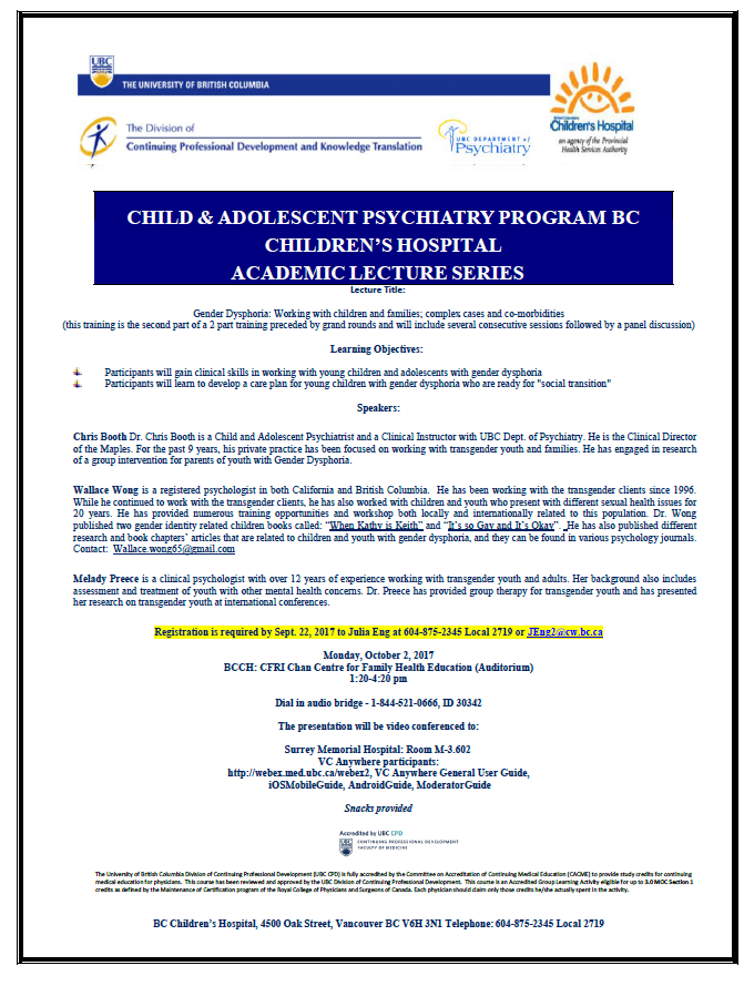 Page 4 child adolescent psychiatry academic rounds monday october 2 2017 fandeluxe Gallery