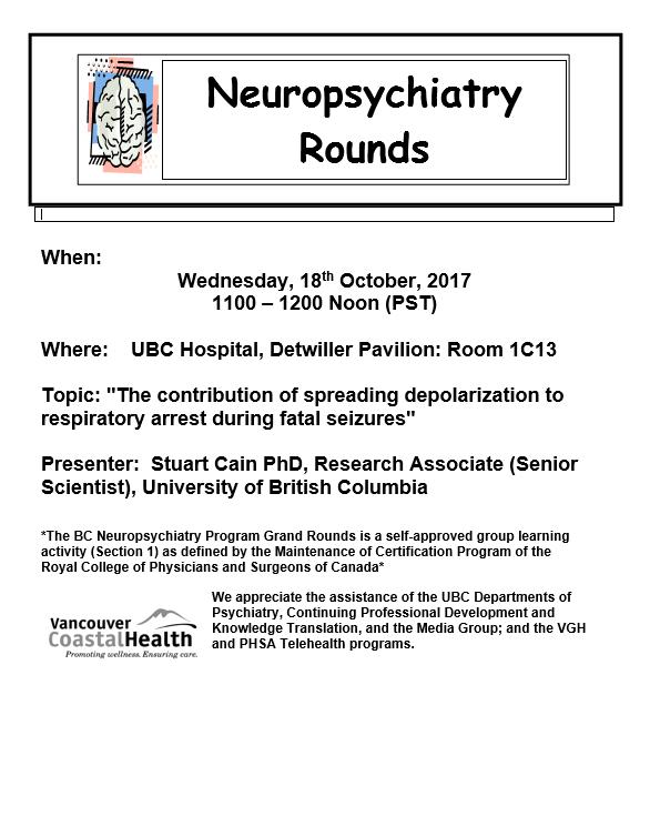 Invite to 18th october 2017 neuropsychiatry rounds department of invite to 18th october 2017 neuropsychiatry rounds stopboris Gallery
